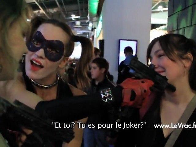 Paris Games VRAC 2011