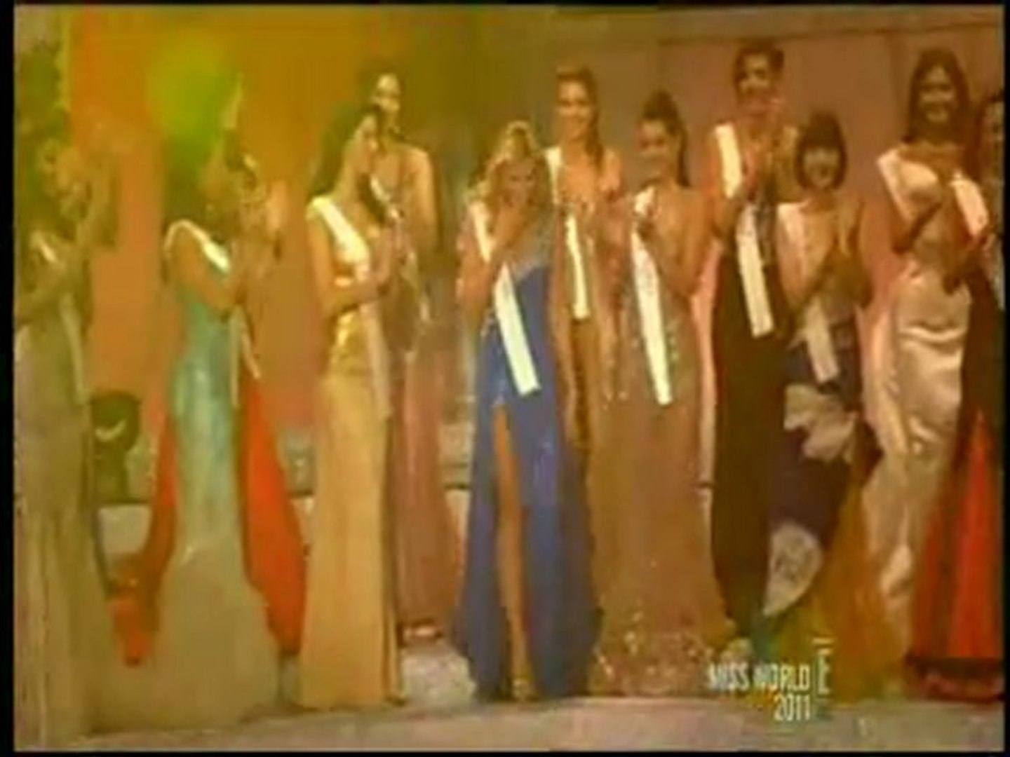 Miss world 2011 Live From London 6th November 2011 Pt1