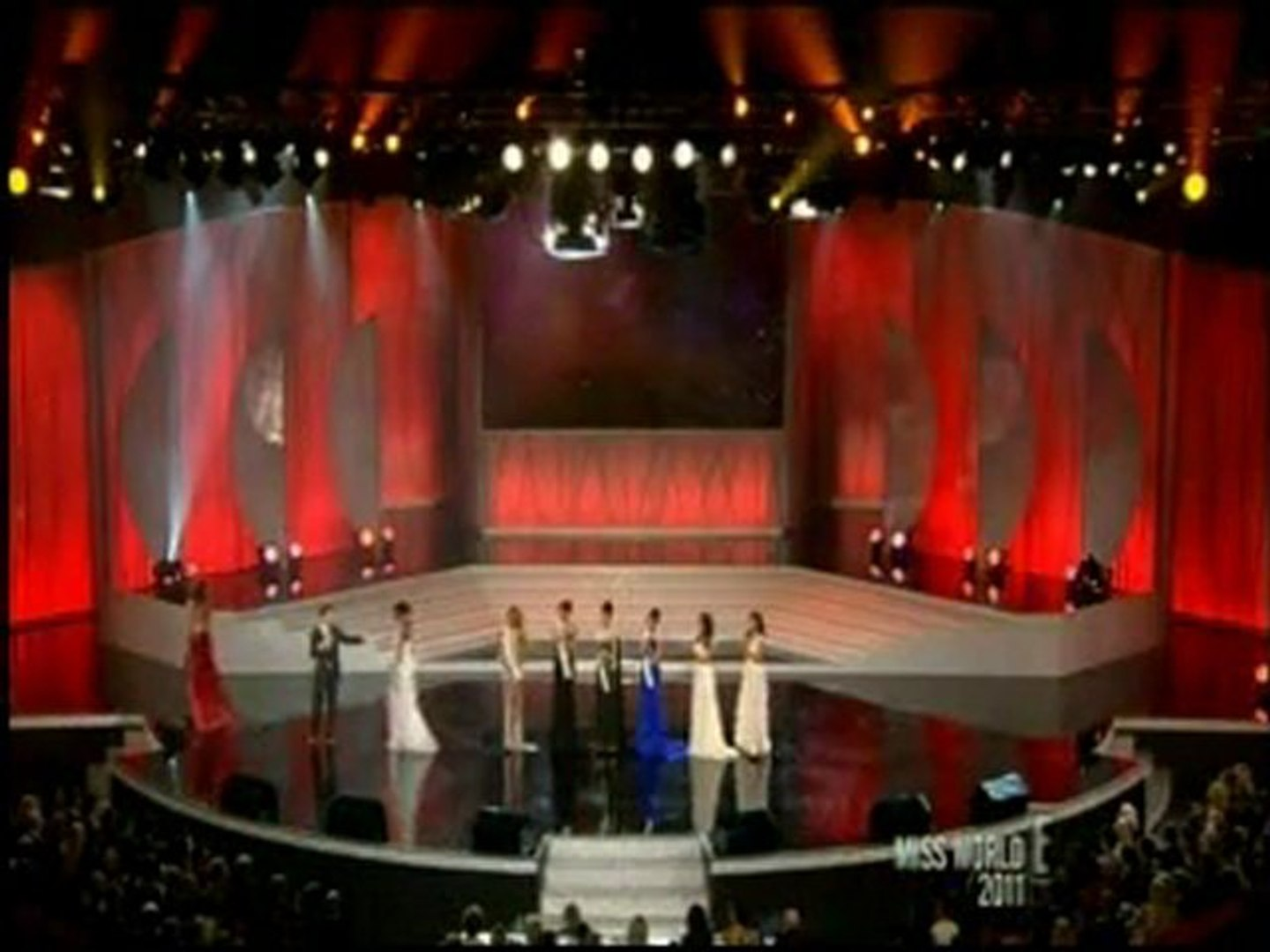 Miss world 2011 Live From London 6th November 2011 Pt3