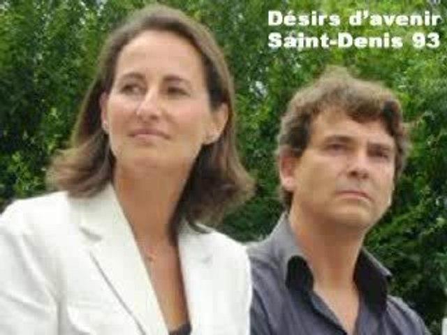 Arnaud Montebourg - Comite de campagne