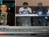 Tribunal electoral llama a guatemaltecos a votar