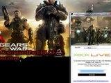 Gears of War 3 Exclusive Horde Command Pack DLC Unlock - Xbox 360