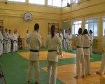 Massilia Sports/ Toussaint 2011/ Séance Judo ados-adultes avec Patrick Roux