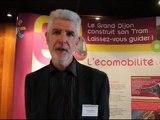 La politique de déplacements de Dijon - André Gervais, adjoint aux déplacements