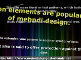 Mehndi Designs Hide Their Meaning In Their Beauty            Mehndi Designs Hide Their Meaning In Their Beauty
