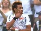 Neymar très inspiré face à Vasco