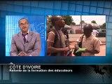 ANR - 07/11/11 - Côte d'Ivoire - Education - Partie 2/4