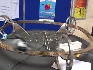 Supraconducteur et anneau de Möbius