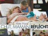 Kate Moss : mère parfaite ou mère indigne ?