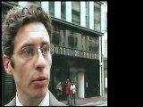 Interview de Denis Larghero - Inauguration du Commissariat d'Issy-les-Moulineaux
