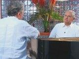 Mario Fernando Piano con Alvaro Uribe Vélez