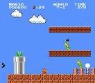 Super Mario Bros TAS Speedrun: World 7-1 (NES)