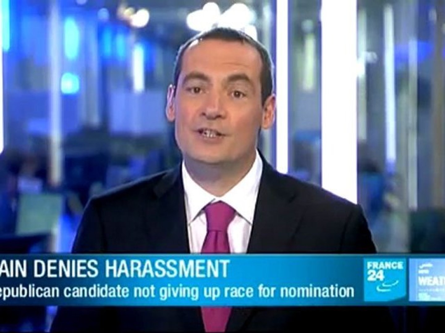 07:14AM FRANCE 24's international news flash