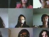 Annie ABRAHAMS - Training for a better world - crac lr - sète