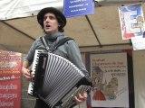 Le Festival des Chanteurs de Rue de Quintin 2011