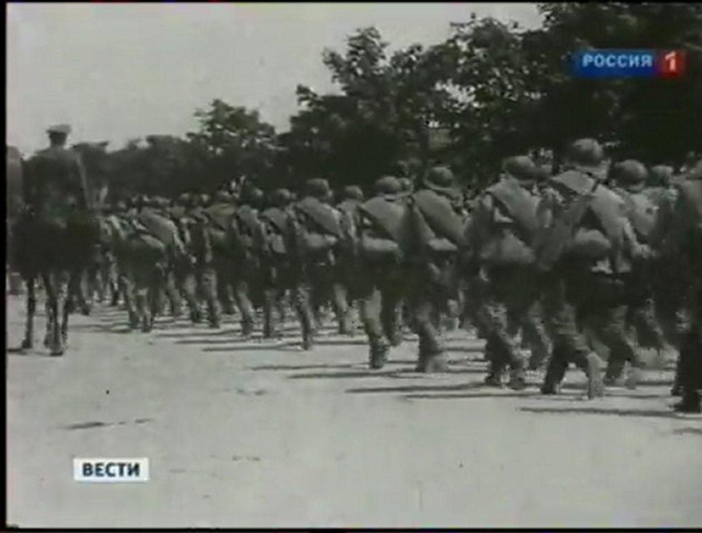 Вести Россия 21.06.2011. Русский легион
