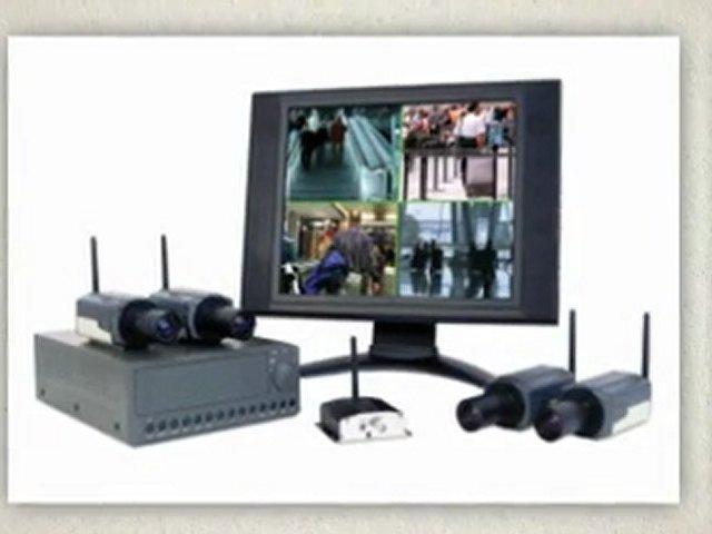 Choosing CCTV Wireless Security Companies