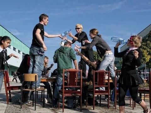 XI Przegląd Teatrów Alternatywnych - XV Lat Ecce Homo na fotografiach Wojtka Habdasa