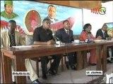 Séance de travail des jeunes du parti congolais du travail