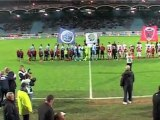 APRES MATCH : HAVRE AC - CLERMONT FOOT