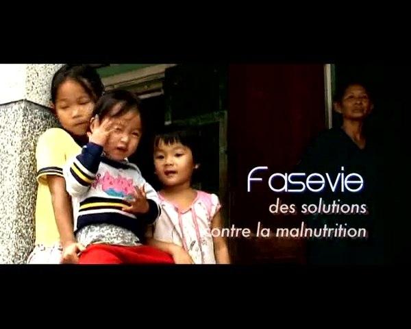 Fasevie : des solutions contre la malnutrition infantile au Vietnam