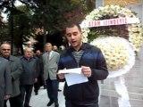 Anıl Küsen Atatürk Şiiri-10 Kasım 2011-İzmit Atatürk Anıtı