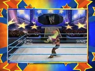 Démonstration de WWE All Stars
