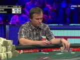 Heads-up Final Table LIVE World Series Of Poker 2011 Main Event P6 - 1/12 WSOP