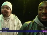 Finale régionale Buzz Booster : Grande soirée hip-hop au Mans