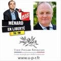 Intervention de François Asselineau Sud Radio - Robert Ménard