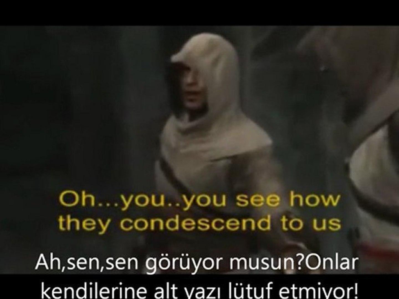 Assassin S Creed 1 2 Malik Tr Subtitles Dailymotion Video