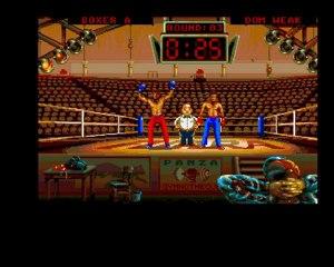 Panza Kick Boxing (Amiga 500)