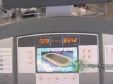 Life Fitness 95T Treadmills with LCD TV Monitor
