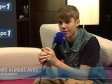Justin bieber interview entière :) Europe 1