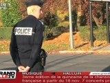 11 Novembre : Les contrôles routiers se multiplient