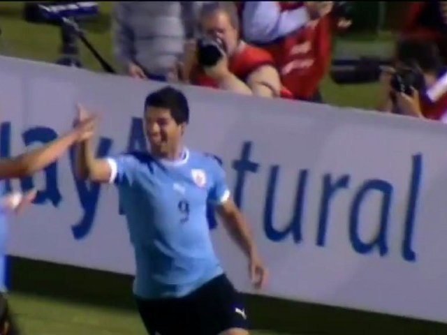 Uruguay too hot for Chile