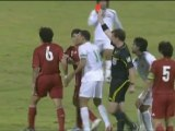GROUPE A : 4eme Journée Irak 1-0 Chine