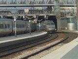 Les 30 ans du TGV : Les rames TGV PSE et Atlantique