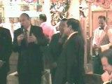 Fourchette d'or Indienne restaurant Kirane's Paris 2010 par Eric Duluc Président de la Fédération Internationale du Tourisme