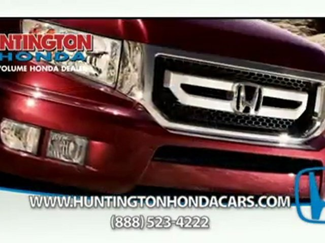 Honda Ridgeline Long Island from Huntington Honda