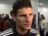 Football Amical : Ukraine 3 - 3 Allemagne