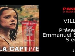 Panic Cinéma - VILLA CAPTIVE - Présentation du film par Emmanuel Sylvestre & Lisa Del Sierra