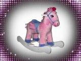 Pink Pony Rocking Horse