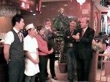 Baguettes d'or Le shanghaï Villeneuve les Béziers 13 novembre 2009 par Eric Duluc Fédération internationale du Tourisme