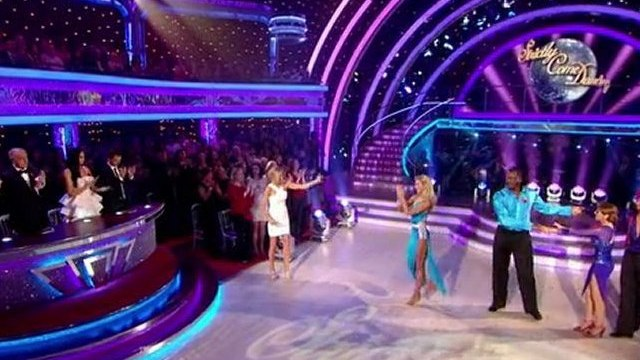 'Strictly Come Dancing' Week 7 Elimination