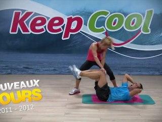 Trailer nouveaux cours Abdos Keep Cool