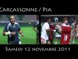 Nouvelle victoire pour l'ASC XIII, qui bat Pia samedi, sur la pelouse de Domec : 24 à 21 !