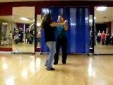 West Coast Swing Dance Lesson at Dance Boulevard San Jose