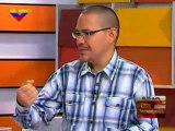 Toda Venezuela Contacto telefonico con el presidente de la Republica Hugo Chavez Frias 14.11 2011  1/4