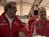 Citroën Racing - WRC 2011 - Wales Rally GB - Shakedown